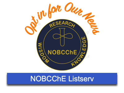 NOBCChE Listserv Opt-In